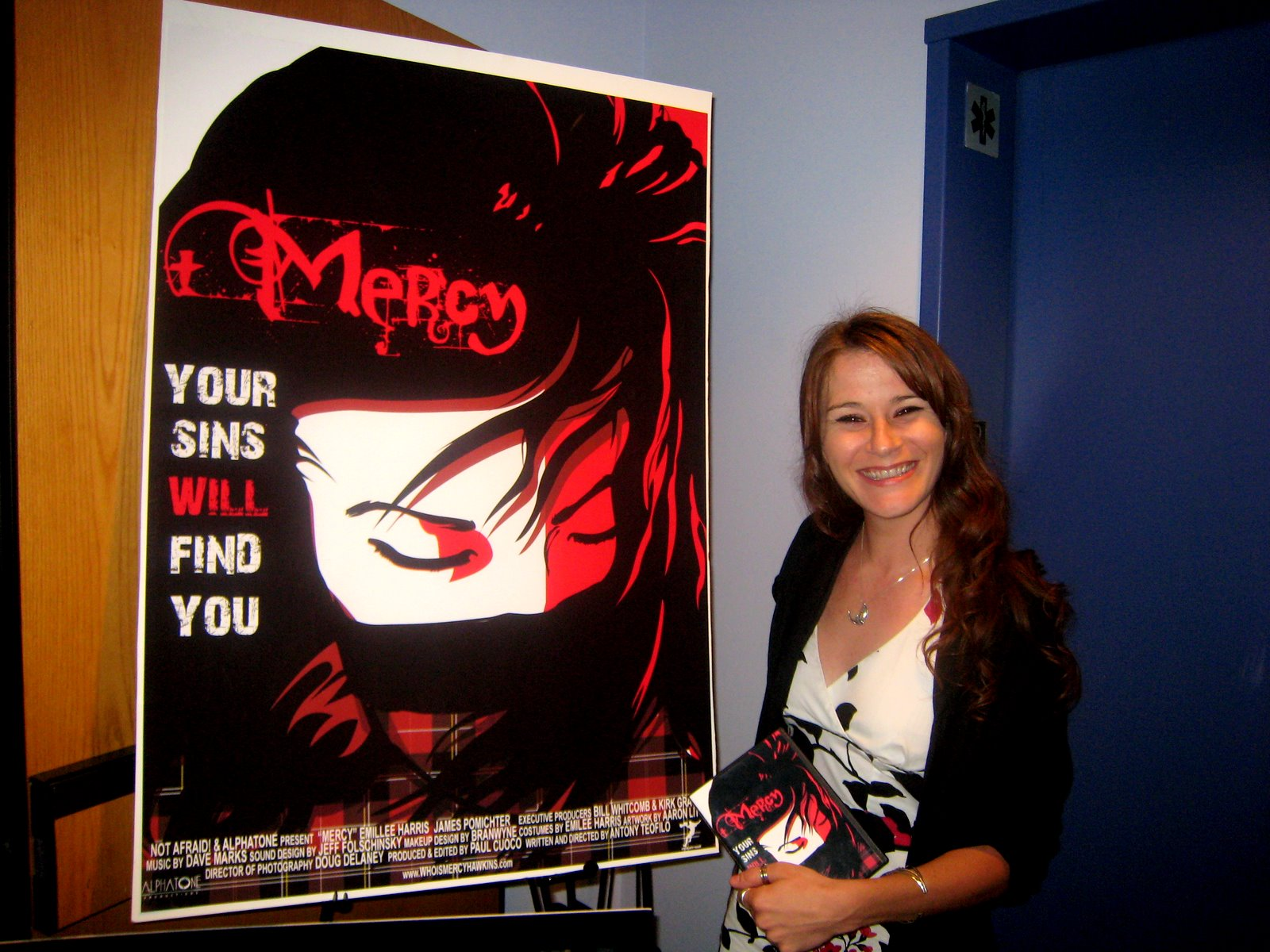 Mercy Premieres!