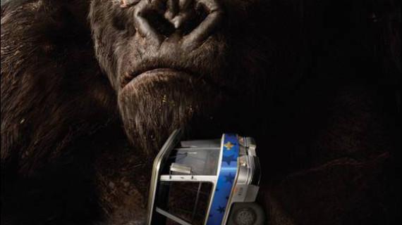 King Kong 360 3D