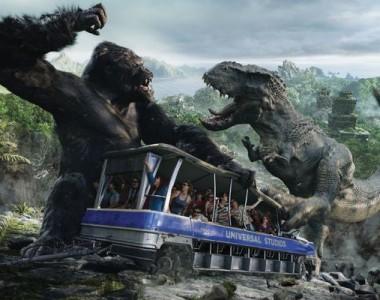 King Kong 360-3D