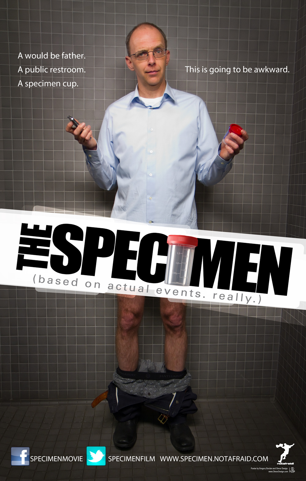 The Specimen's Broadcast Television Debut is on 03/08/2014!