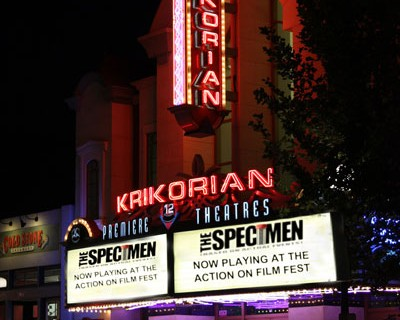 The Specimen an Official Selection of AOF 2012