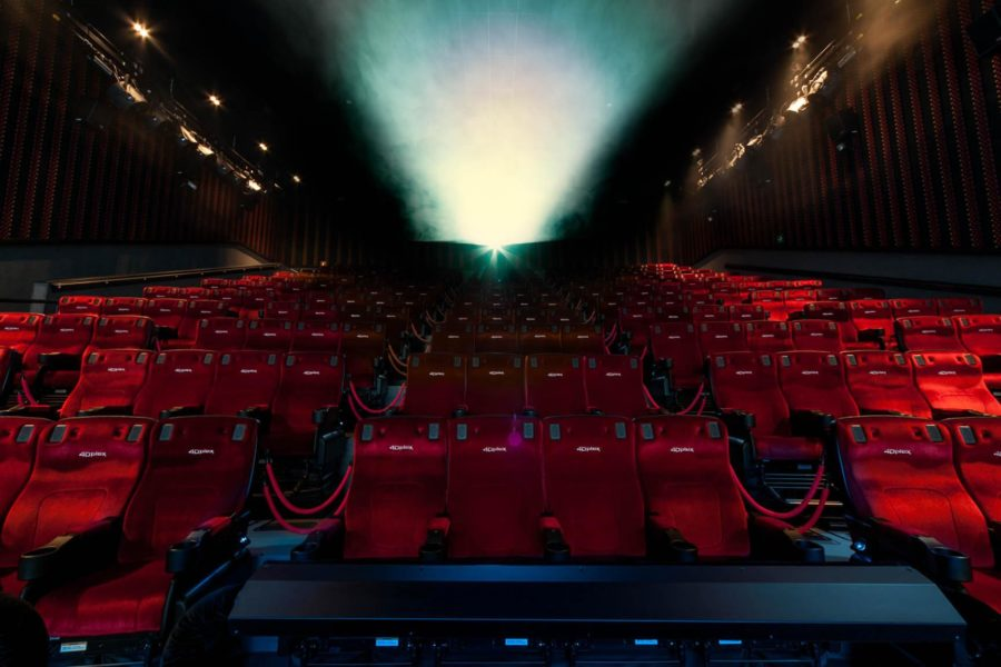 What is Immersive Cinema?